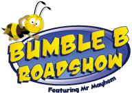 Bumble-B-Roadshow Logo